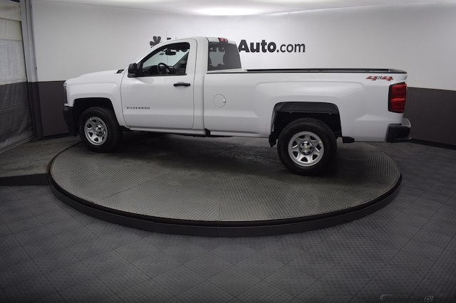 2018 Silverado 1500 Regular Cab 4x4,  Pickup #C181645 - photo 20