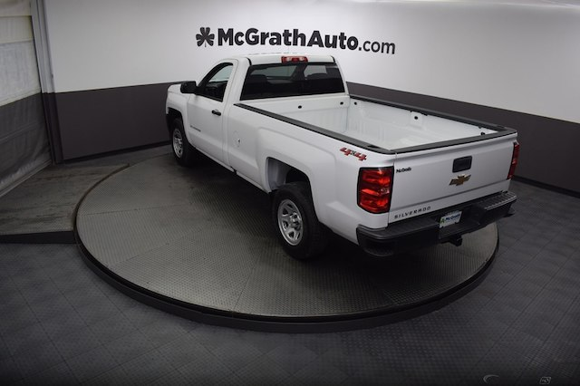 2018 Silverado 1500 Regular Cab 4x4,  Pickup #C181645 - photo 21