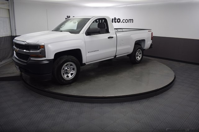 2018 Silverado 1500 Regular Cab 4x4,  Pickup #C181645 - photo 5