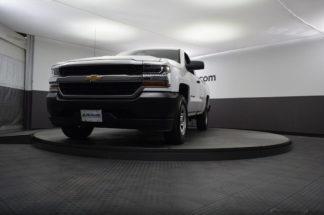 2018 Silverado 1500 Regular Cab 4x4,  Pickup #C181645 - photo 22