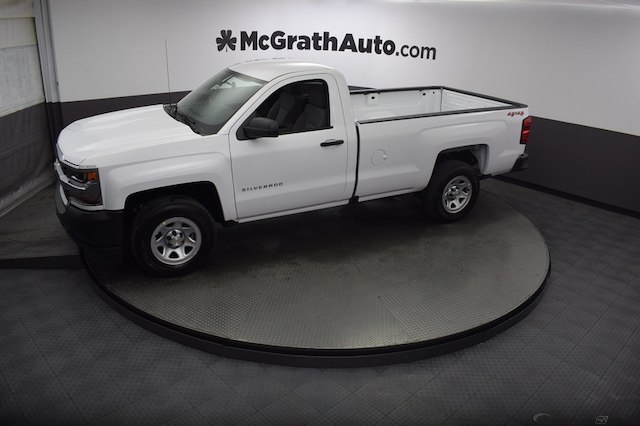 2018 Silverado 1500 Regular Cab 4x4,  Pickup #C181645 - photo 23