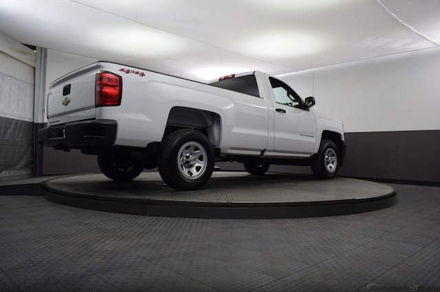 2018 Silverado 1500 Regular Cab 4x4,  Pickup #C181645 - photo 26