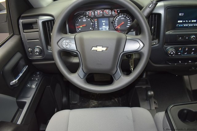 2018 Silverado 1500 Regular Cab 4x4,  Pickup #C181645 - photo 7