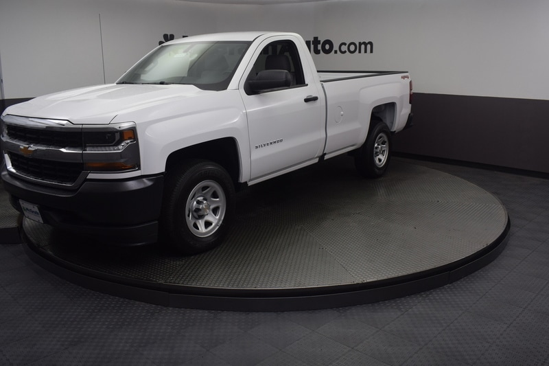 2018 Silverado 1500 Regular Cab 4x4,  Pickup #C181652 - photo 5