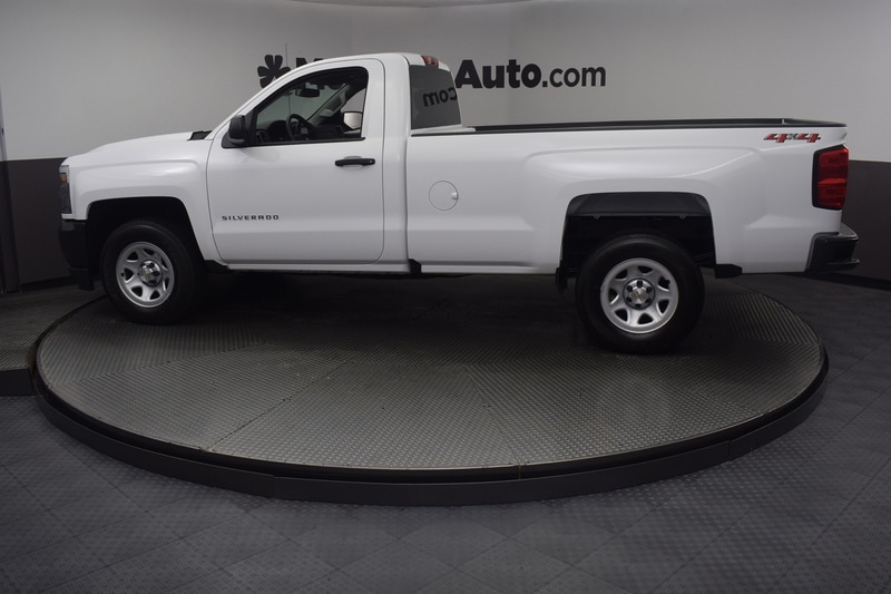 2018 Silverado 1500 Regular Cab 4x4,  Pickup #C181652 - photo 19