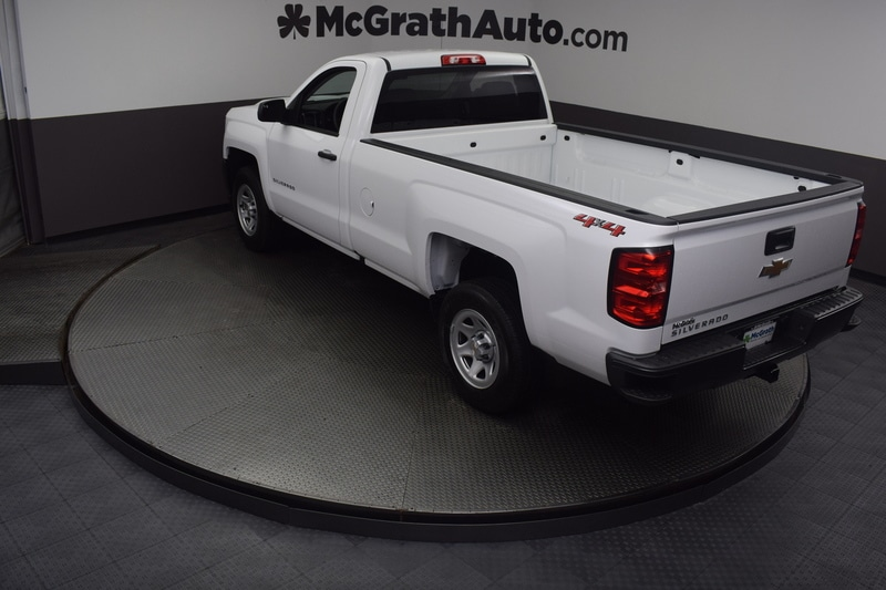 2018 Silverado 1500 Regular Cab 4x4,  Pickup #C181652 - photo 20