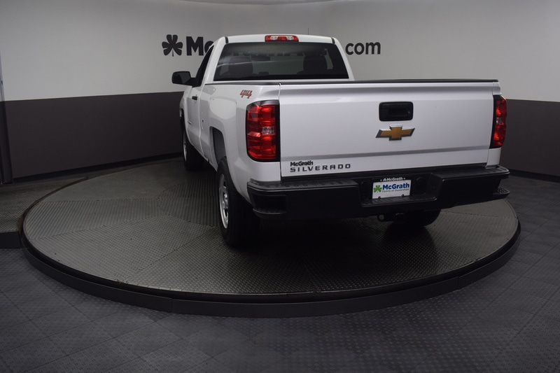 2018 Silverado 1500 Regular Cab 4x4,  Pickup #C181652 - photo 21
