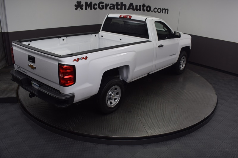 2018 Silverado 1500 Regular Cab 4x4,  Pickup #C181652 - photo 23