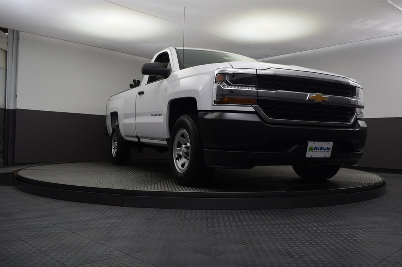 2018 Silverado 1500 Regular Cab 4x4,  Pickup #C181652 - photo 25