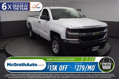 2018 Silverado 1500 Regular Cab 4x4,  Pickup #C181652 - photo 1