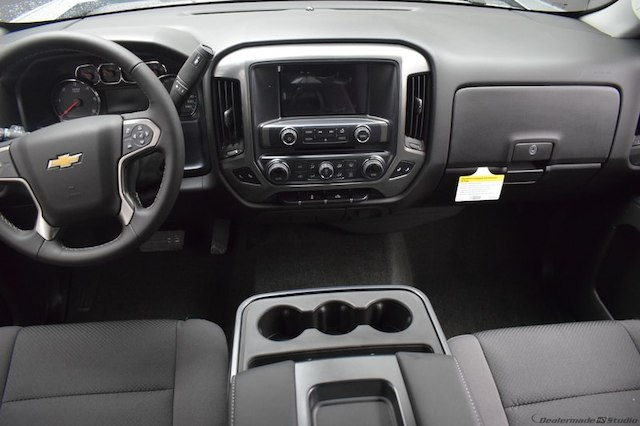 2018 Silverado 1500 Crew Cab 4x4,  Pickup #C181666 - photo 10