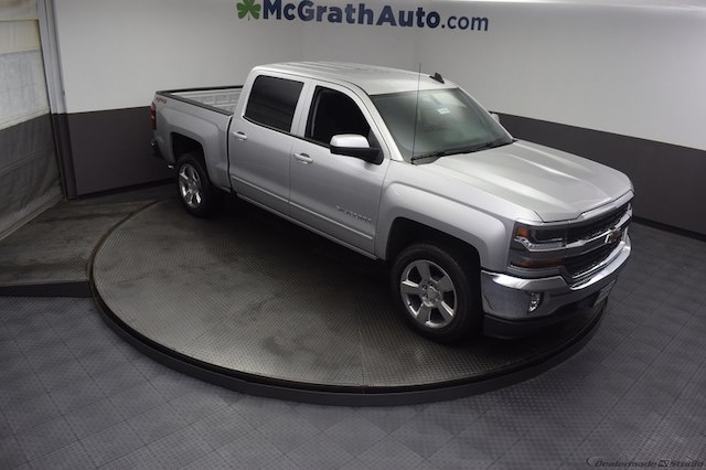 2018 Silverado 1500 Crew Cab 4x4,  Pickup #C181666 - photo 4