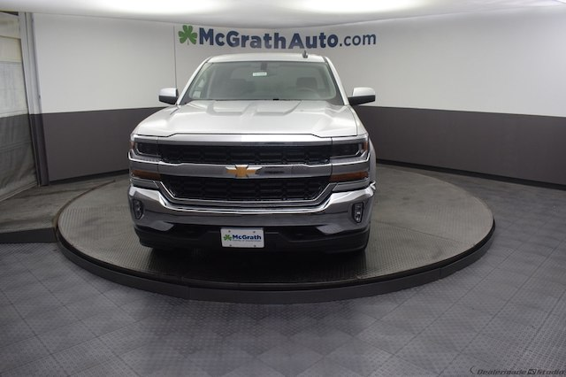 2018 Silverado 1500 Crew Cab 4x4,  Pickup #C181666 - photo 3