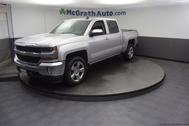2018 Silverado 1500 Crew Cab 4x4,  Pickup #C181666 - photo 5