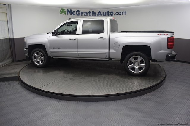 2018 Silverado 1500 Crew Cab 4x4,  Pickup #C181666 - photo 20