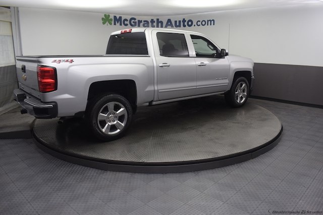2018 Silverado 1500 Crew Cab 4x4,  Pickup #C181666 - photo 25