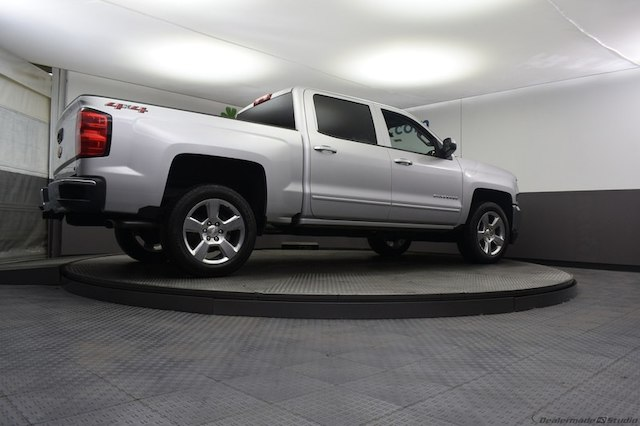 2018 Silverado 1500 Crew Cab 4x4,  Pickup #C181666 - photo 26