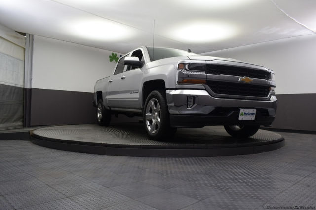2018 Silverado 1500 Crew Cab 4x4,  Pickup #C181666 - photo 27