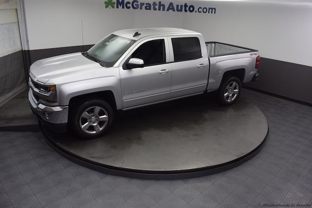 2018 Silverado 1500 Crew Cab 4x4,  Pickup #C181666 - photo 28