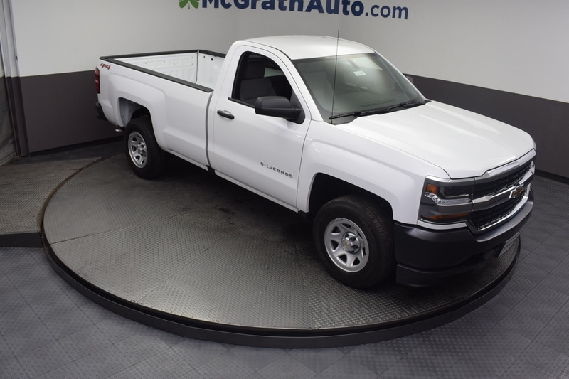 2018 Silverado 1500 Regular Cab 4x4,  Pickup #C181667 - photo 3