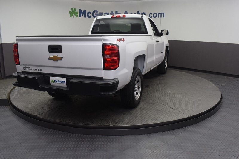 2018 Silverado 1500 Regular Cab 4x4,  Pickup #C181667 - photo 17