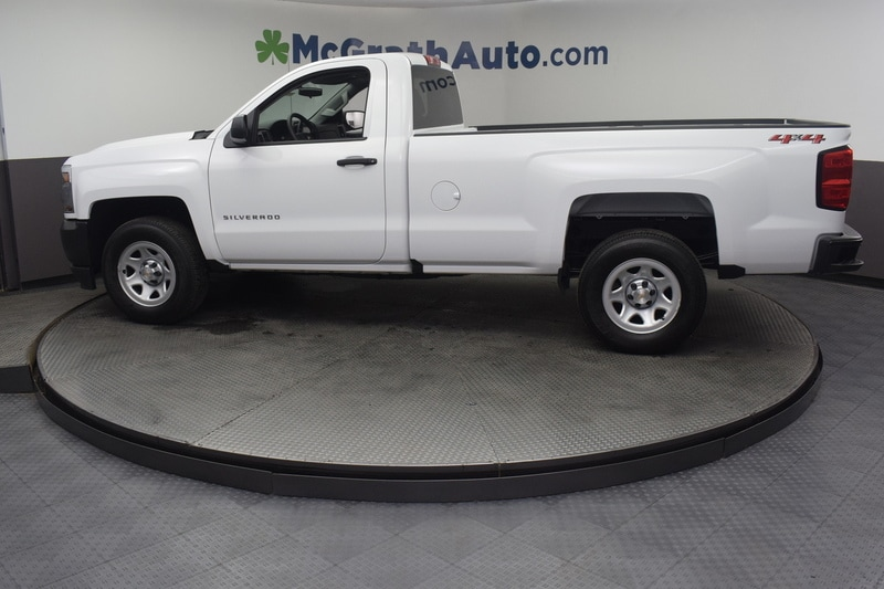 2018 Silverado 1500 Regular Cab 4x4,  Pickup #C181667 - photo 19
