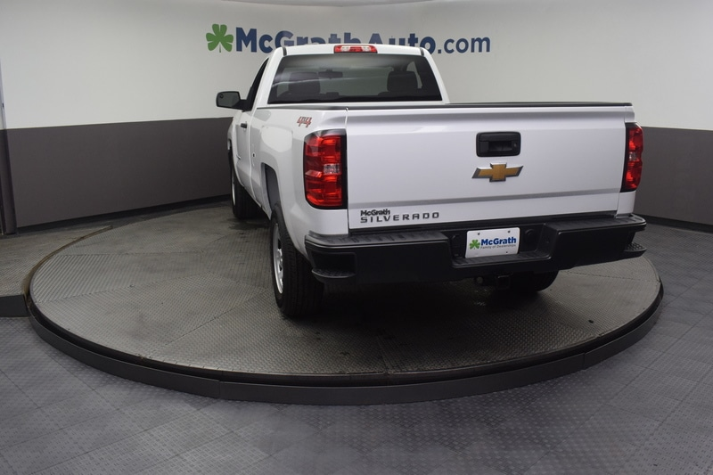 2018 Silverado 1500 Regular Cab 4x4,  Pickup #C181667 - photo 21