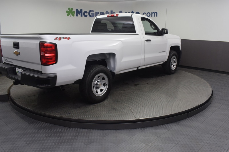 2018 Silverado 1500 Regular Cab 4x4,  Pickup #C181667 - photo 2