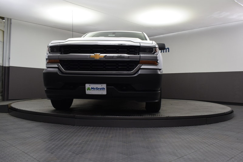 2018 Silverado 1500 Regular Cab 4x4,  Pickup #C181667 - photo 26