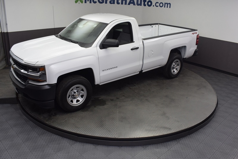 2018 Silverado 1500 Regular Cab 4x4,  Pickup #C181667 - photo 27