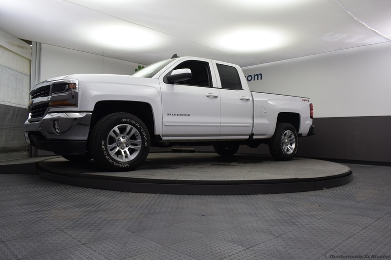2018 Silverado 1500 Double Cab 4x4,  Pickup #C181693 - photo 4