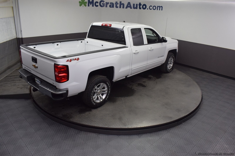 2018 Silverado 1500 Double Cab 4x4,  Pickup #C181693 - photo 22