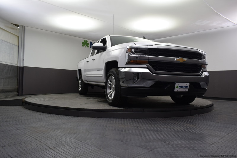 2018 Silverado 1500 Double Cab 4x4,  Pickup #C181693 - photo 24