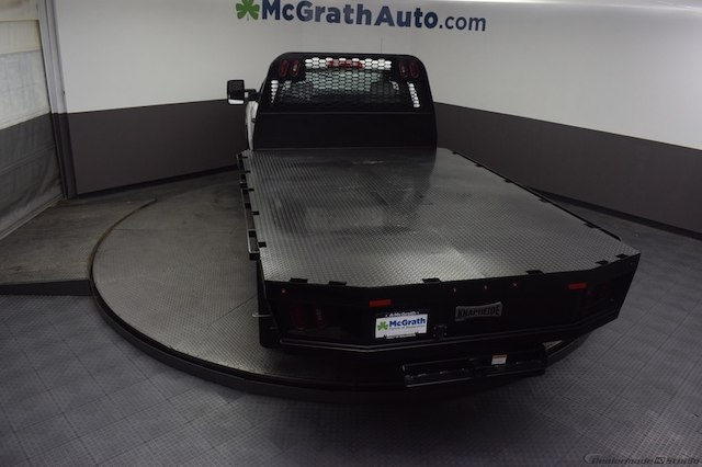 2018 Silverado 3500 Regular Cab DRW 4x4,  Knapheide Platform Body #C181740 - photo 30
