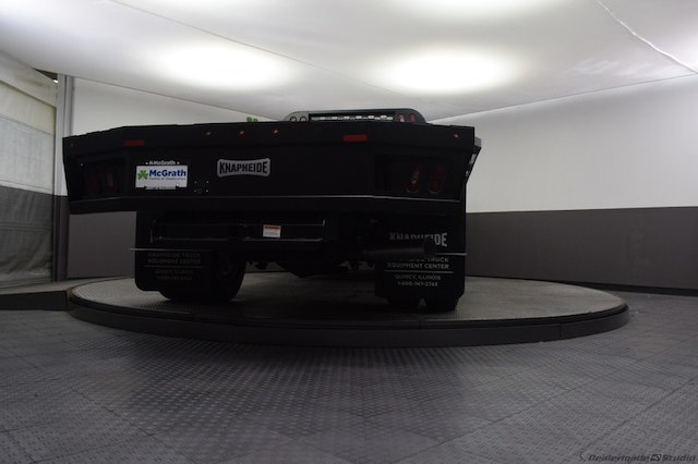 2018 Silverado 3500 Regular Cab DRW 4x4,  Knapheide Platform Body #C181740 - photo 31
