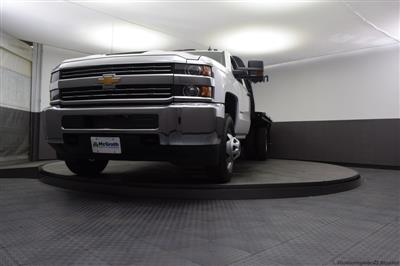 2018 Silverado 3500 Regular Cab DRW 4x4,  Knapheide PGNB Gooseneck Platform Body #C181740 - photo 32
