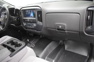 2018 Silverado 3500 Regular Cab DRW 4x4,  Knapheide PGNB Gooseneck Platform Body #C181740 - photo 8