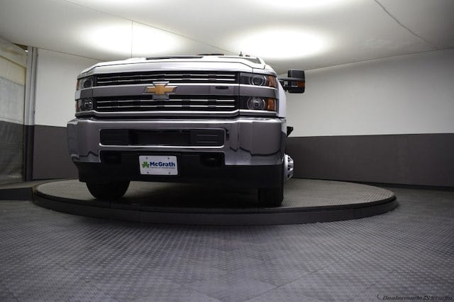 2018 Silverado 3500 Regular Cab DRW 4x4,  Knapheide Platform Body #C181743 - photo 25