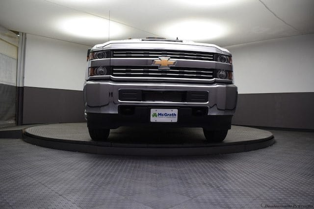 2018 Silverado 3500 Regular Cab DRW 4x4,  Knapheide Platform Body #C181743 - photo 30