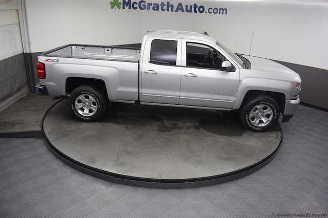 2018 Silverado 1500 Double Cab 4x4,  Pickup #C181749 - photo 22