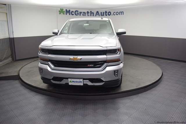 2018 Silverado 1500 Double Cab 4x4,  Pickup #C181749 - photo 25