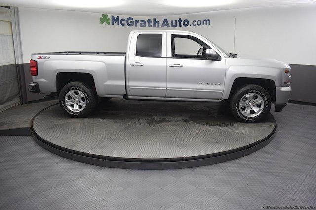 2018 Silverado 1500 Double Cab 4x4,  Pickup #C181749 - photo 26