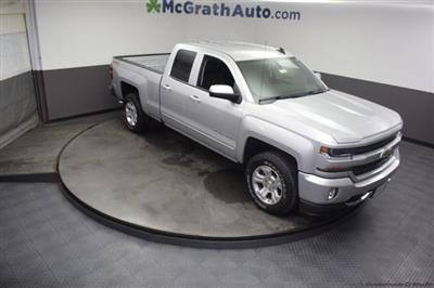 2018 Silverado 1500 Double Cab 4x4,  Pickup #C181749 - photo 4
