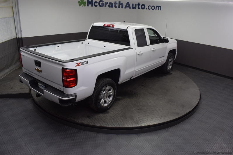 2018 Silverado 1500 Double Cab 4x4,  Pickup #C181760 - photo 25