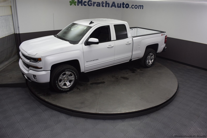 2018 Silverado 1500 Double Cab 4x4,  Pickup #C181760 - photo 29