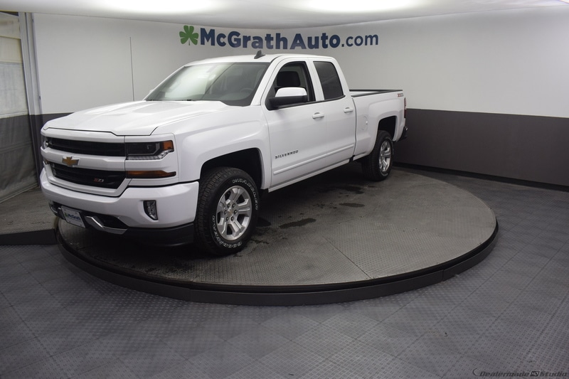 2018 Silverado 1500 Double Cab 4x4,  Pickup #C181760 - photo 5