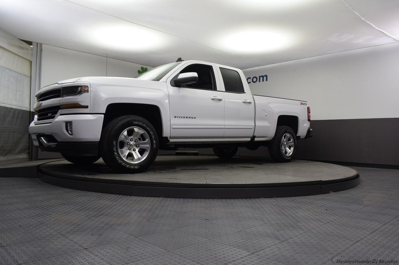 2018 Silverado 1500 Double Cab 4x4,  Pickup #C181760 - photo 6
