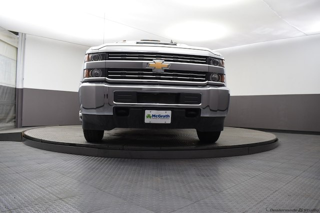 2018 Silverado 3500 Regular Cab DRW 4x4,  Knapheide Platform Body #C181788 - photo 24