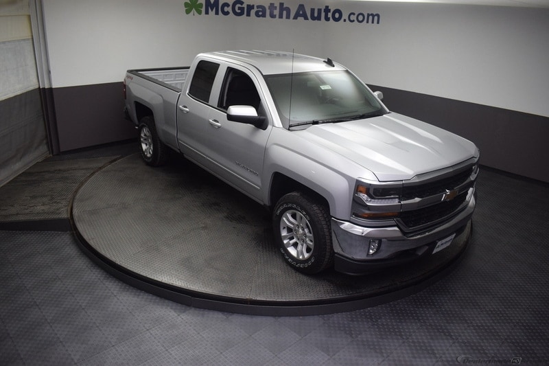 2018 Silverado 1500 Double Cab 4x4,  Pickup #C181791 - photo 3