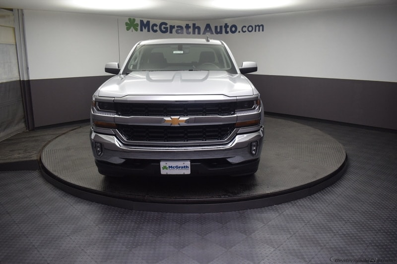 2018 Silverado 1500 Double Cab 4x4,  Pickup #C181791 - photo 4
